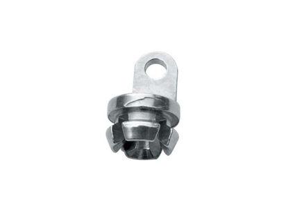 Image de Charnières à incruster, type r ond, 1.0mm (10 Pieces)
