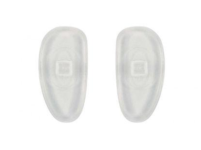 Image de Plaquette  PVC asymétrique à visser 16.5 mm