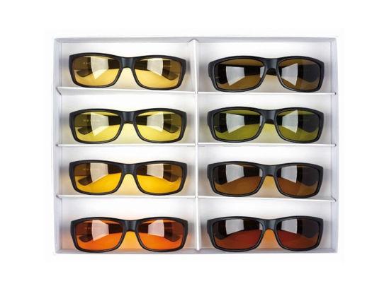 Image de Coffret d'essai 8 lunettes protectrices PROSHIELD