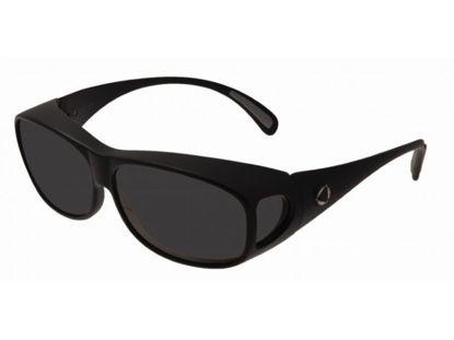 Image de BIOCOVER noir mat VS1 - Taille M - gris polarisé