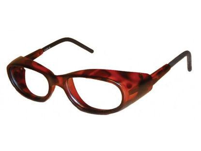 Image de Monture nue SUN THREE coloris Brun Ecaille - Taille 56-15 hauteur 34 Taille L