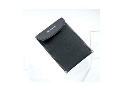 Image de Etui en similicuir noir pour SEMPRAL, FUNCTIONAL 12 D
