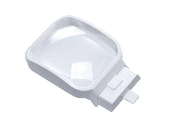 Image de MODULAR  tête de loupe rectangulaire - 8D / 2x