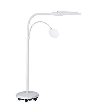 Image de lampe Daylight Swan sur pied LED