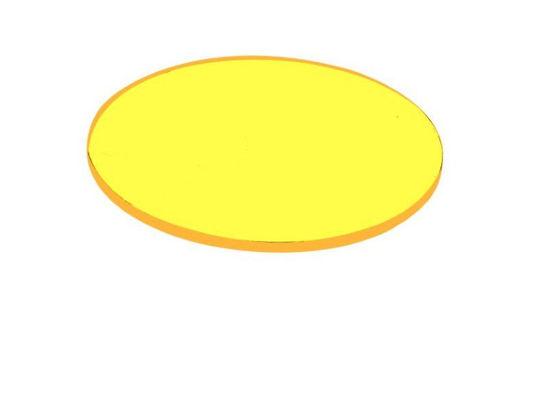 Image de Verre plan avec filtre non polarisé