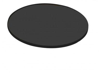 Image de Verre plan avec filtre polarisé 1 gris