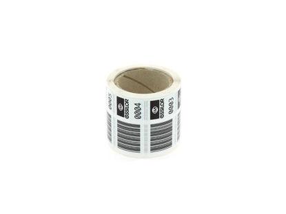 Image de Etiquettes code-barres (x200)