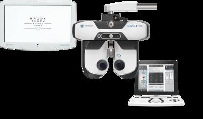 Vision-R 700 avec écran et console